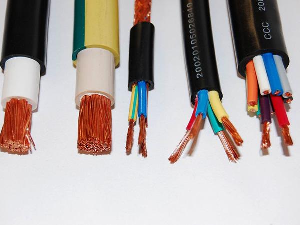 silicone rubber insulation cable