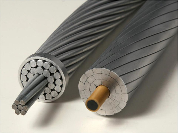 Bare Conductor ACSR (Aluminum Conductor Steel Reinforced)