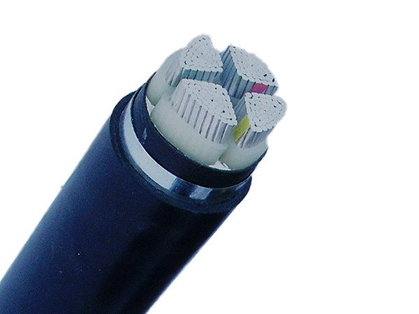 0.6/1kv Aluminum XLPE Power Cable With Steel Tape Armoured