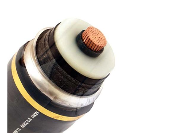 High Voltage Power Cable 64/110kv CU/XLPE/PVC
