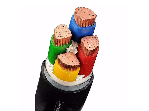 0.6/1kv Copper Pvc Power Cable With Steel Tape Armoured