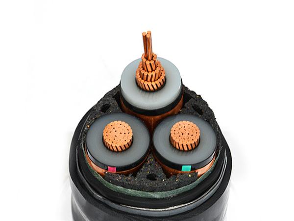 High Voltage Power Cable 8.7/15kv CU/XLPE/PVC